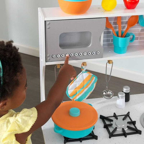 All time Play Kitchen with Accessories (DISC)