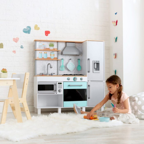 Gourmet Chef Play Kitchen