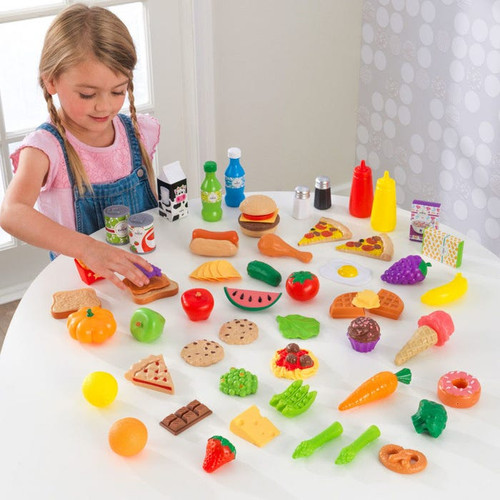 65 Piece Food Set