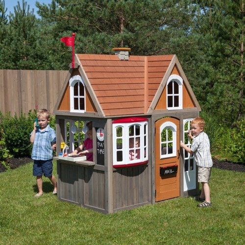 Greystone Cottage (Ships on a pallet)