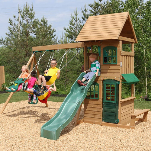 Windale Wooden Playset (Ships on a pallet)