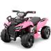 JS Champion 6V Electric Ride On Quad (Pink)