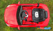SALE - Mercedes Style Ride on Coupe 12V - Red
