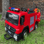 SX1818 Fire Engine Truck Spare Parts