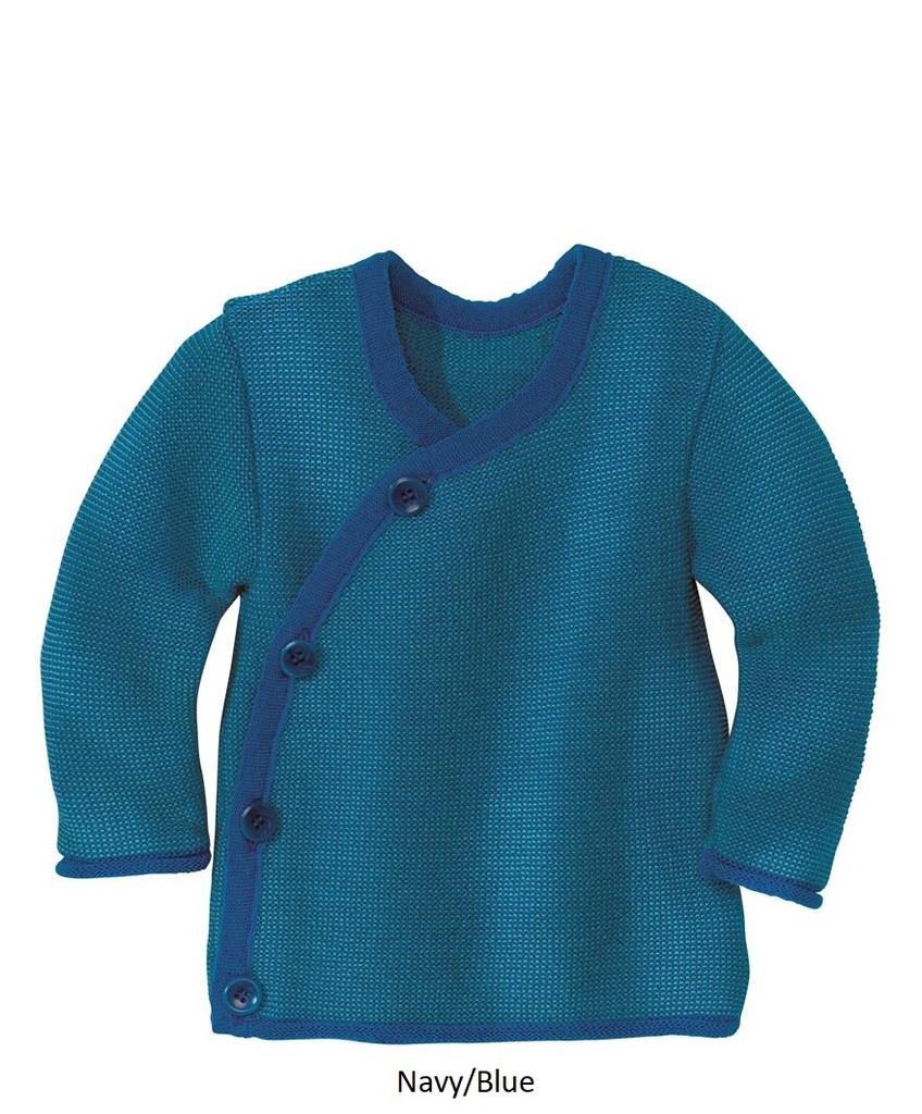 Disana Melange Jacket Navy/Blue