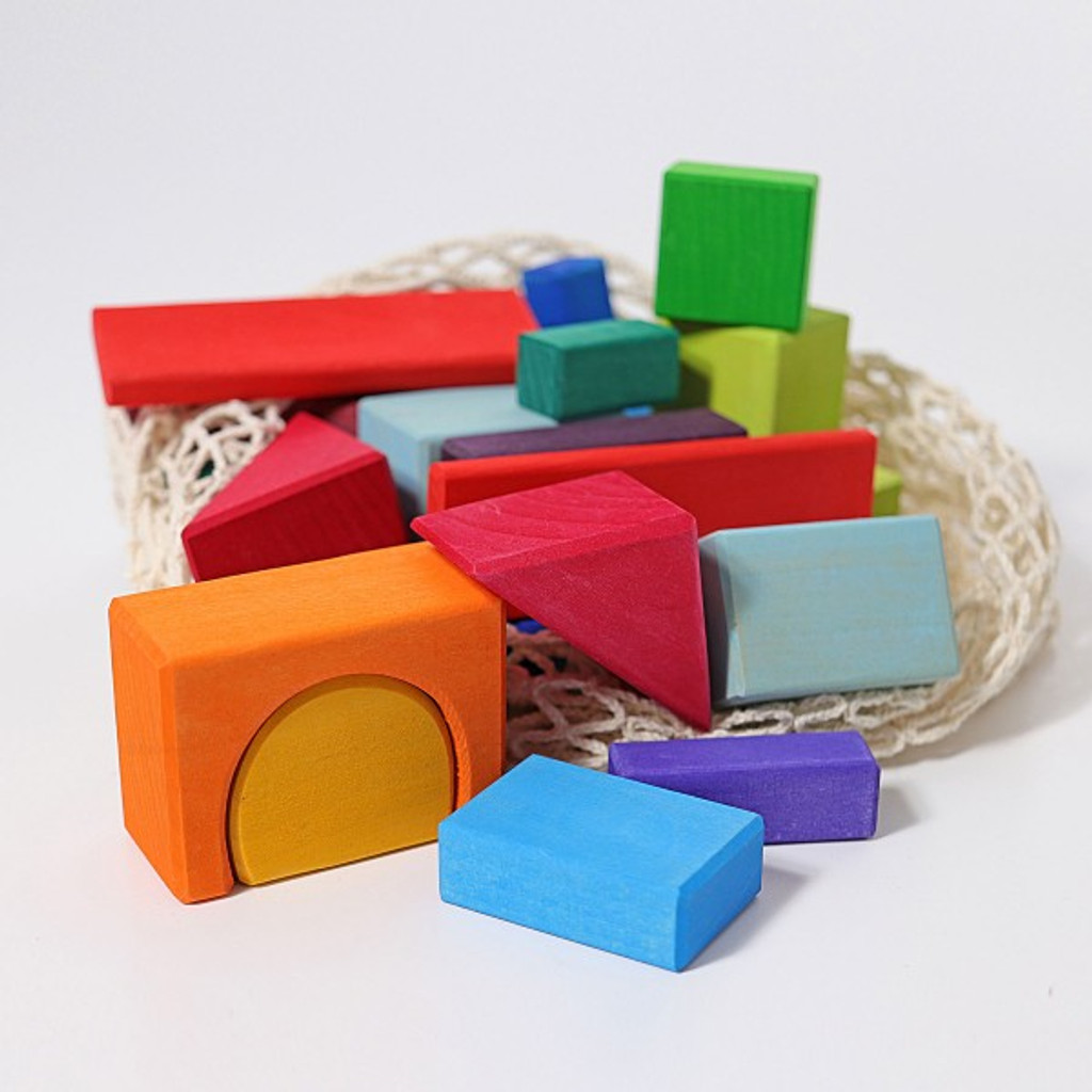 Grimm's 30 Geo Blocks