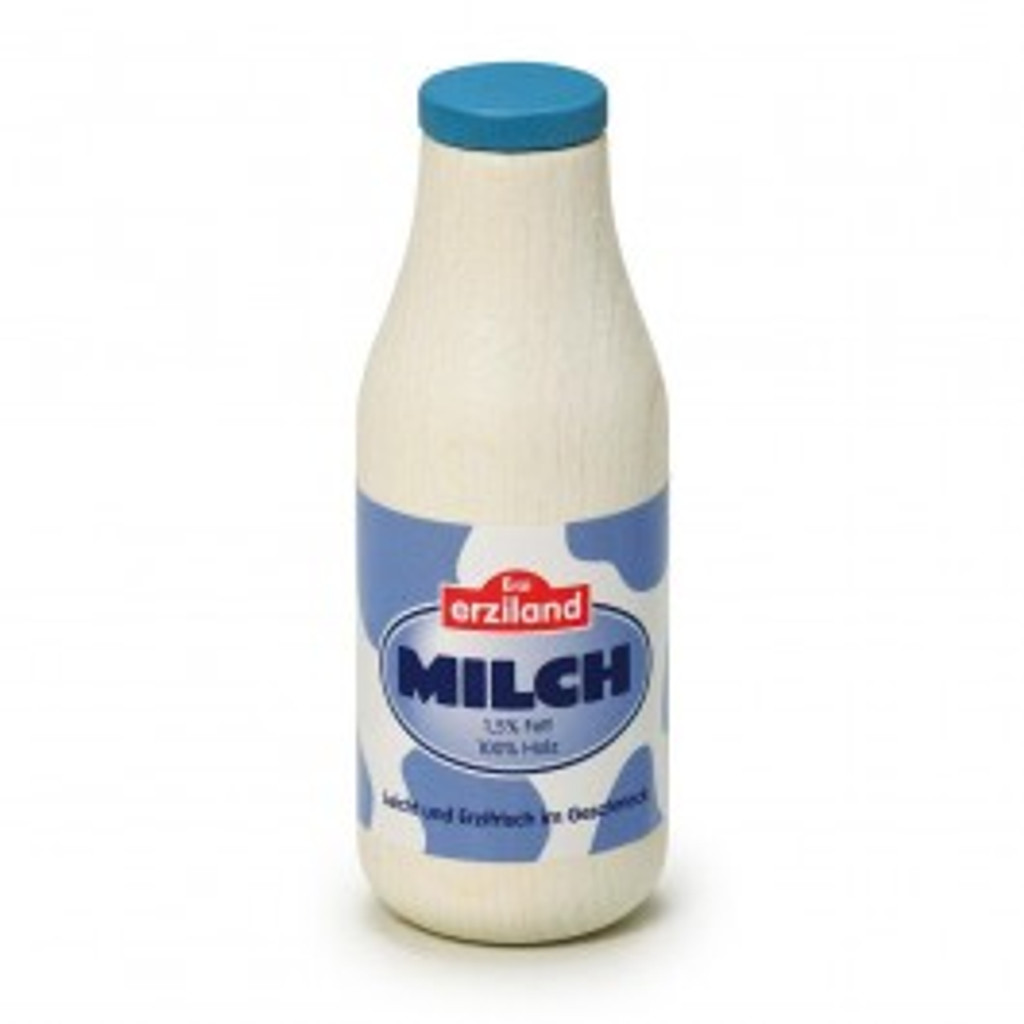 Erzi Milk Bottle
