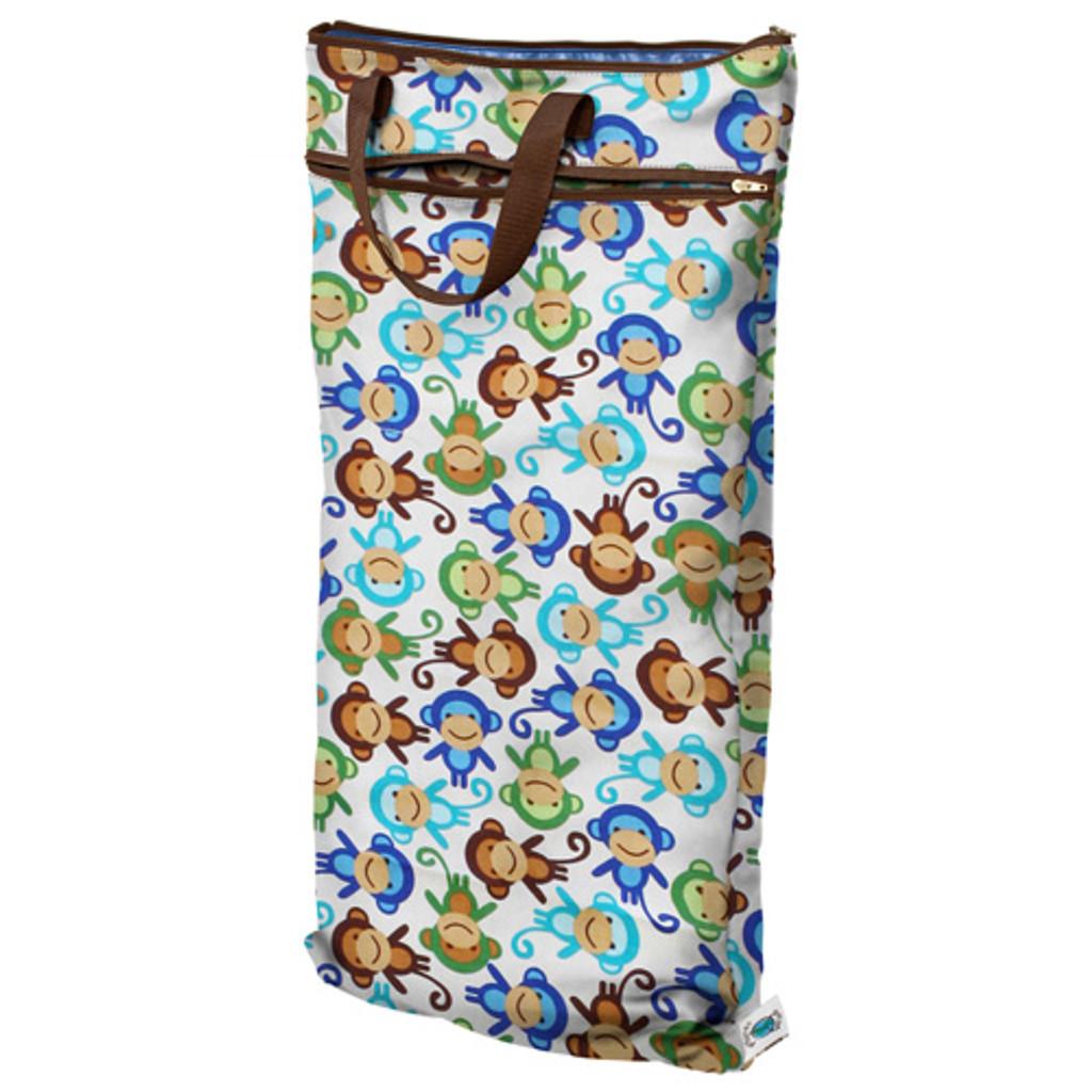Monkey Fun - Planet Wise Hanging Wet Bag