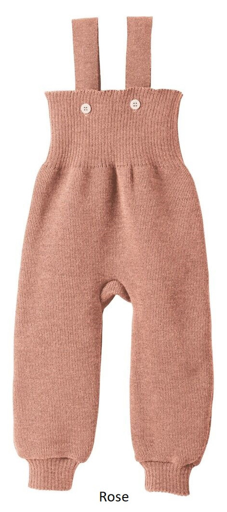 Disana Knitted Trousers Rose
