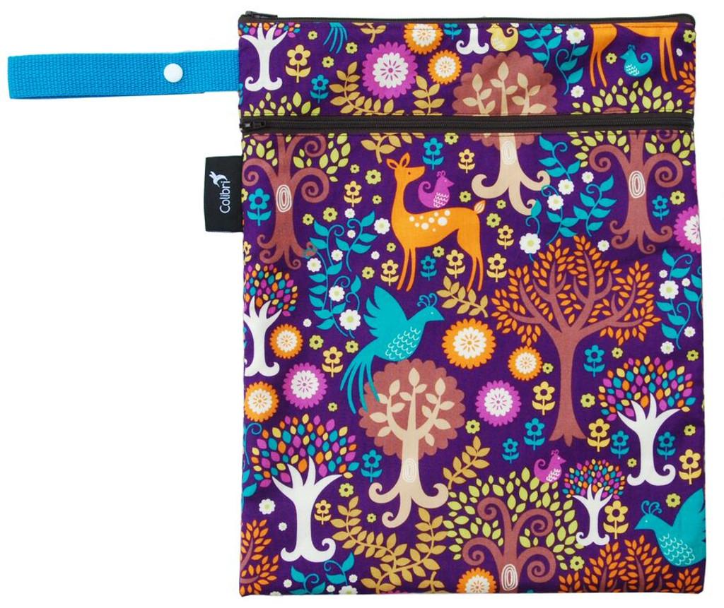Colibri Wet/Dry Bag - Purple Forest