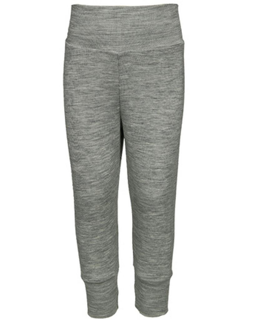 698b8f28bc4e Engel Merino Wool Silk Baby Pants Grey - Merino Wool Clothes for ...