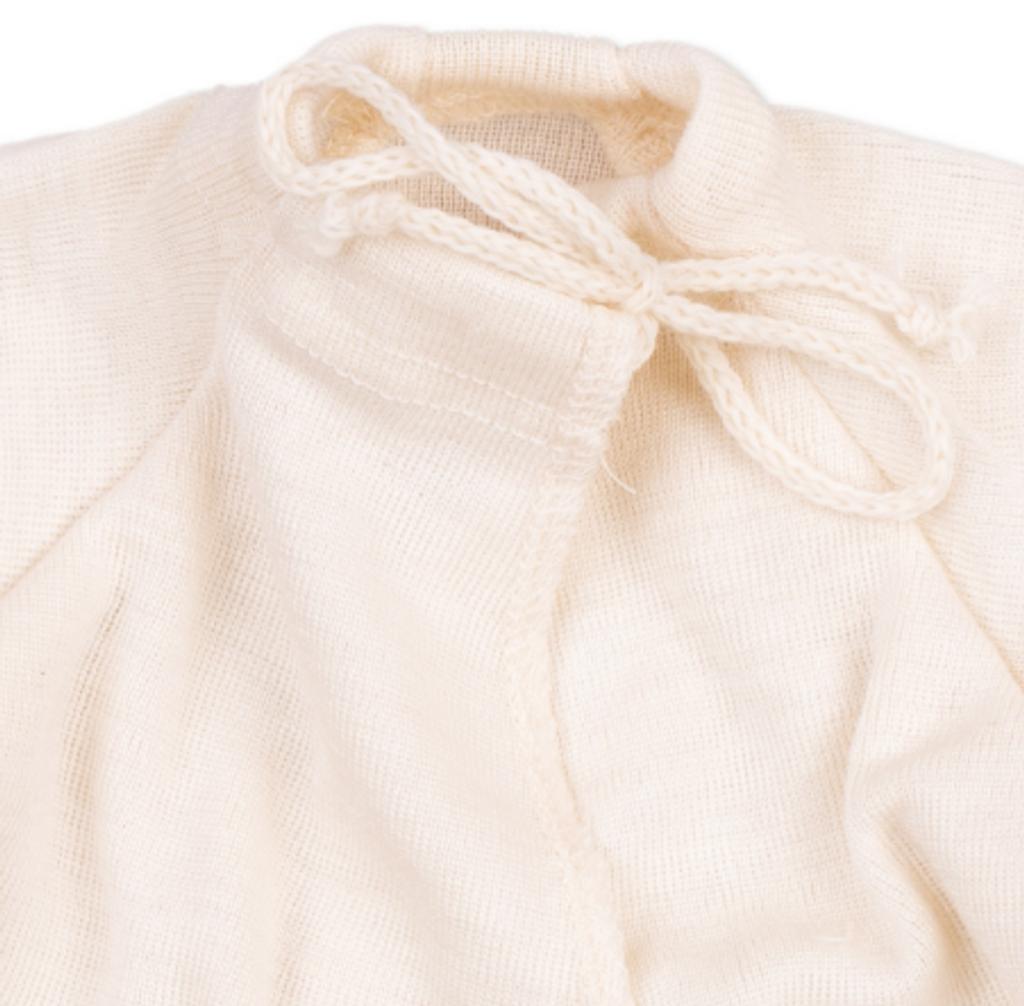 Engel Merino Wool Wrap Over Vest Merino Wool Clothes For Babies