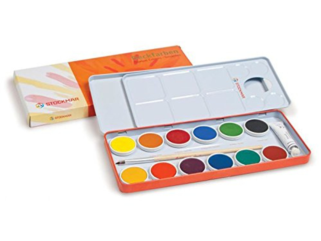 Stockmar Opaque Colour Box