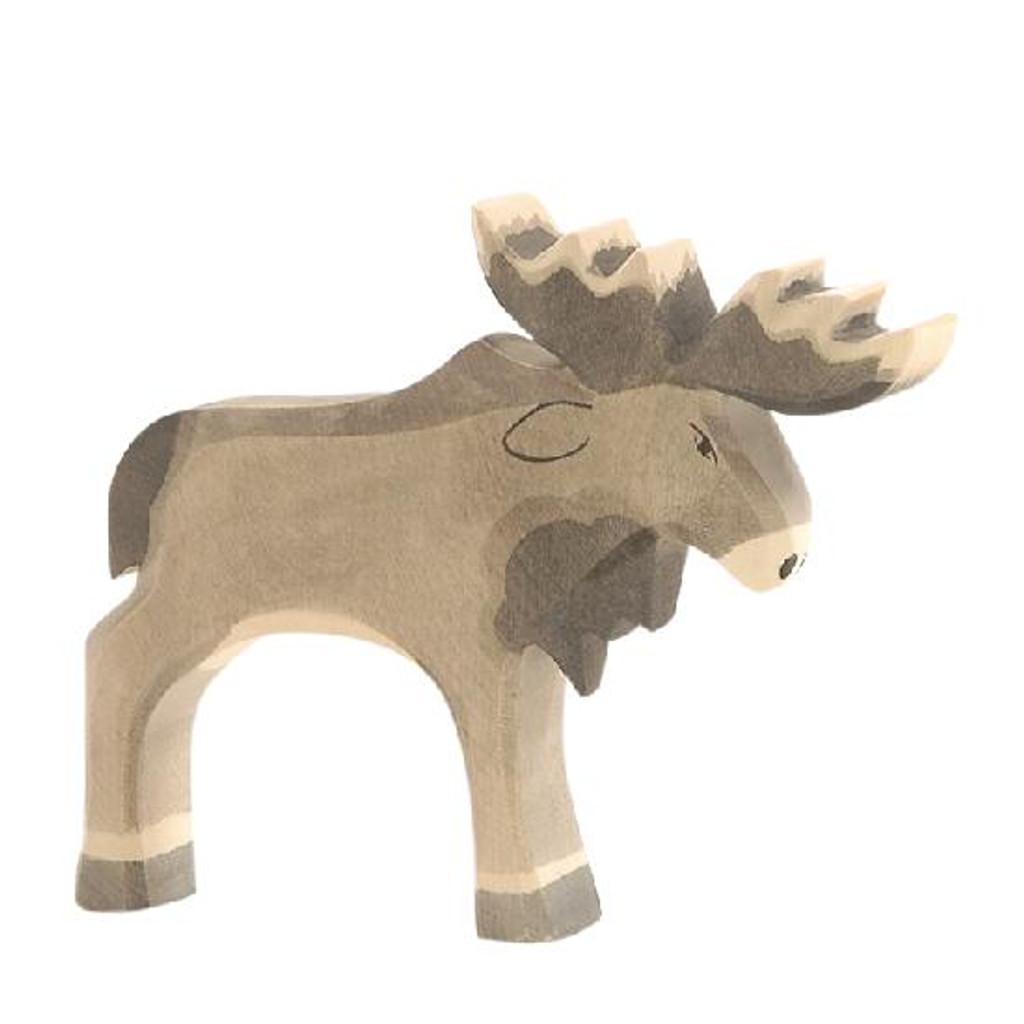 Ostheimer Wooden Moose