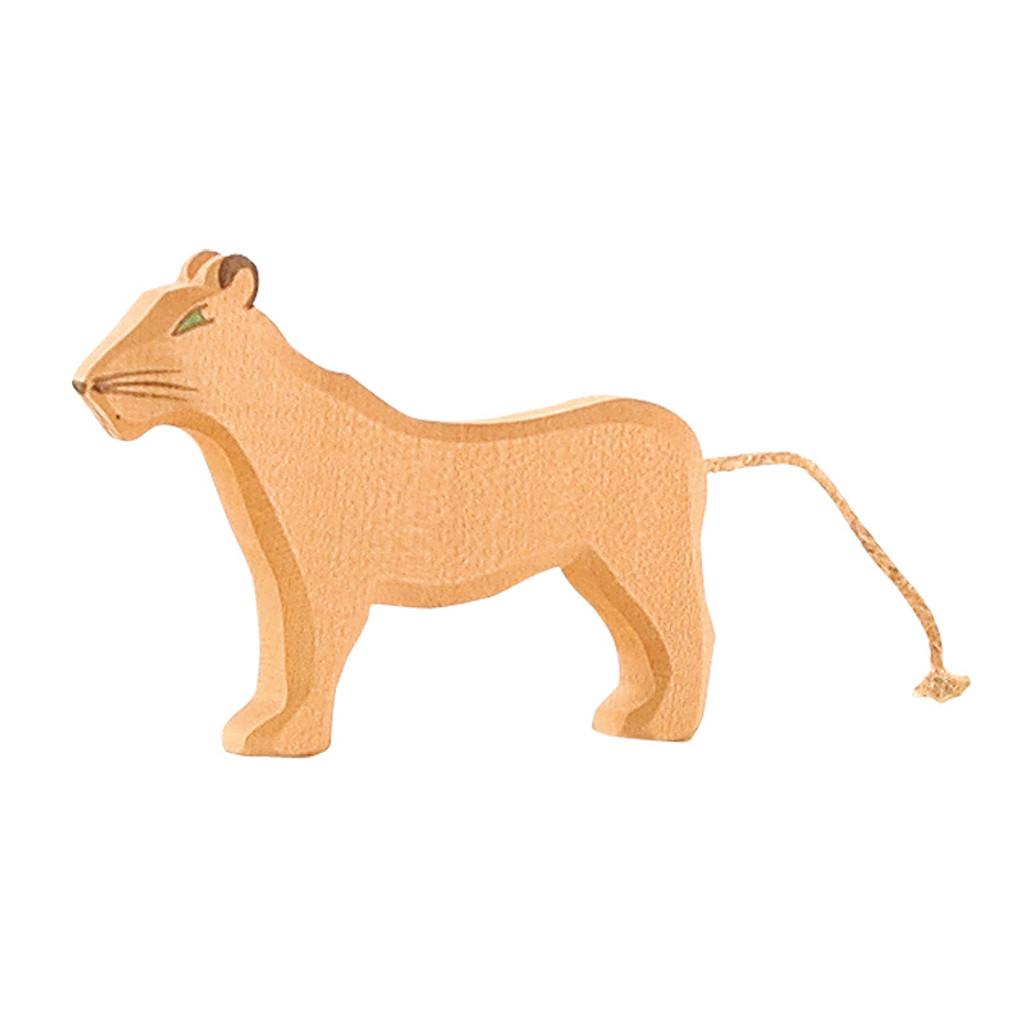 Ostheimer Wooden Lion - Female