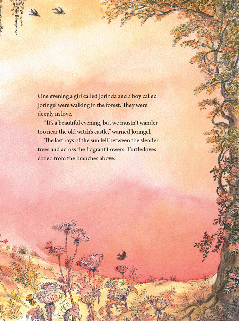 The Enchanted Nightingale