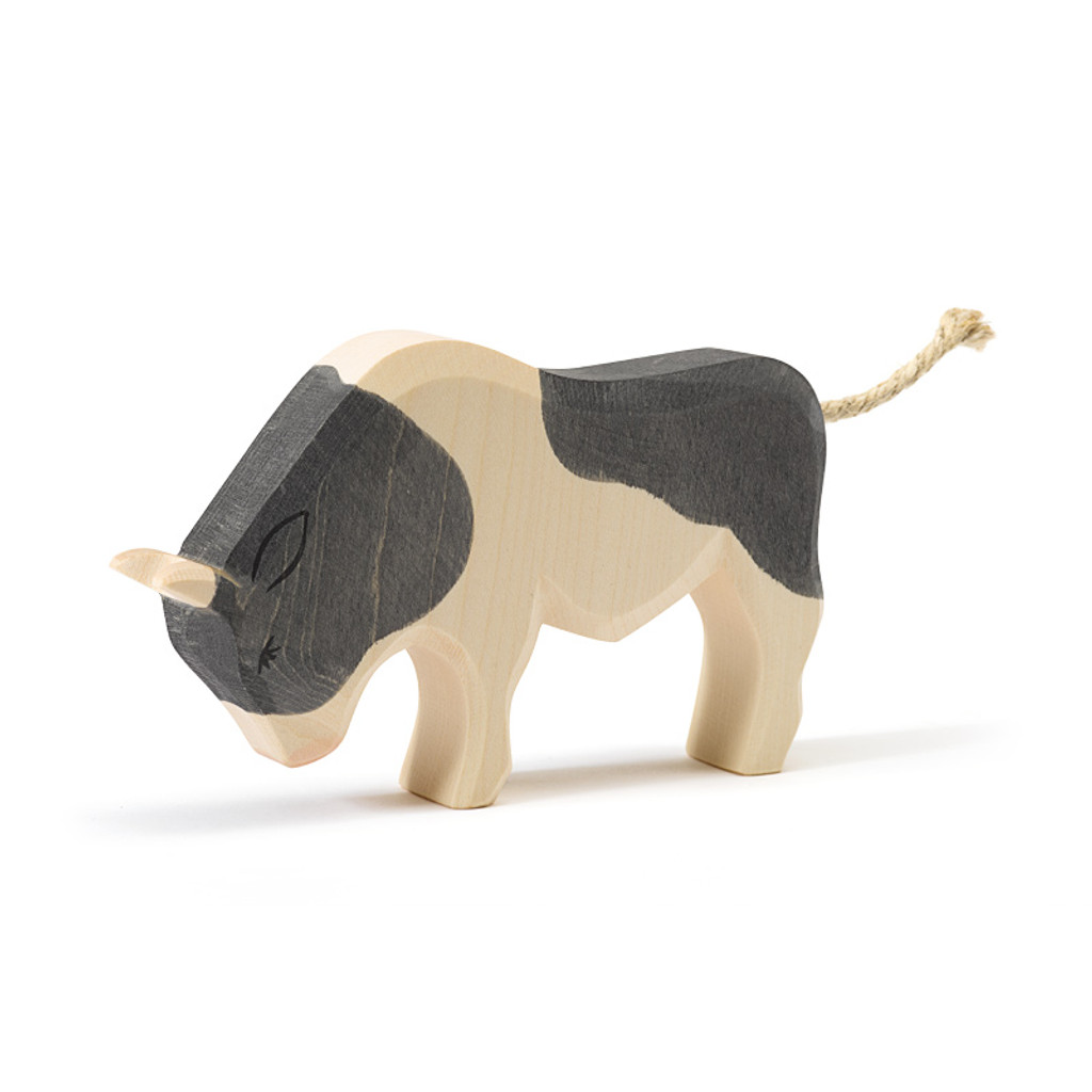 Ostheimer Wooden Ox Black and White