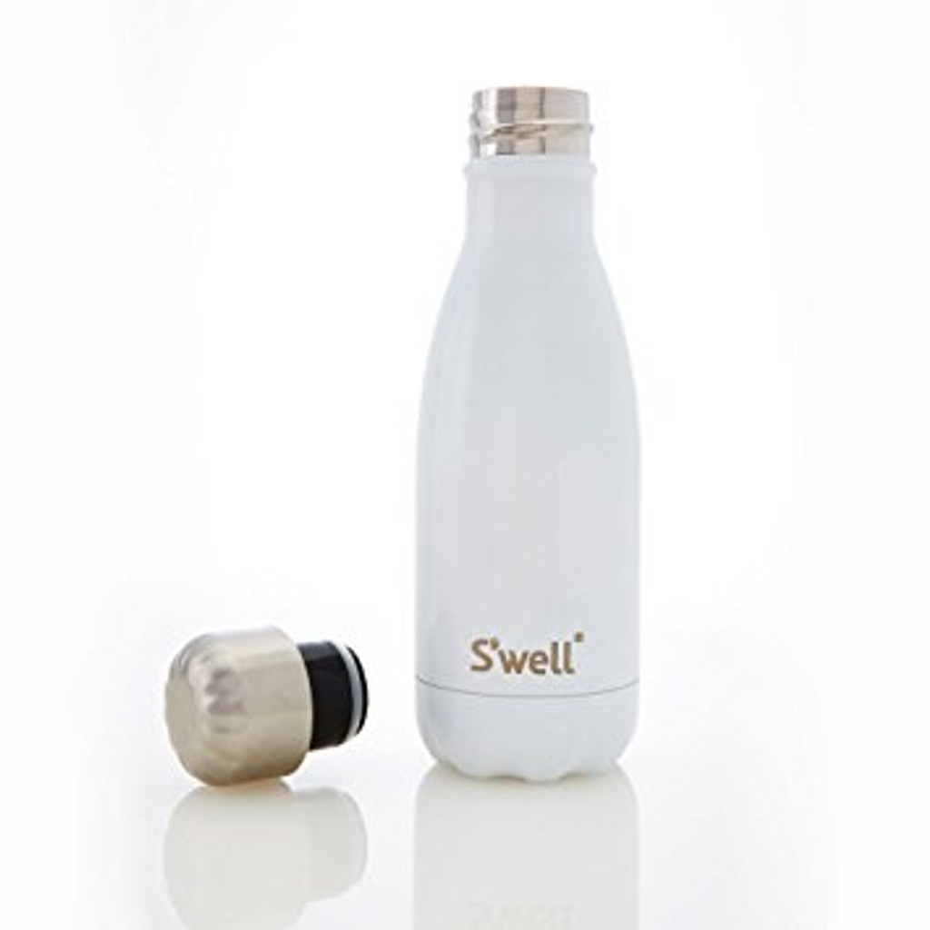 Swell Insulated Drink Bottle - 9 oz - Angel Food Shimmer