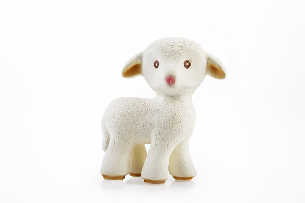 Caaocho Mia the Lamb - Natural Rubber