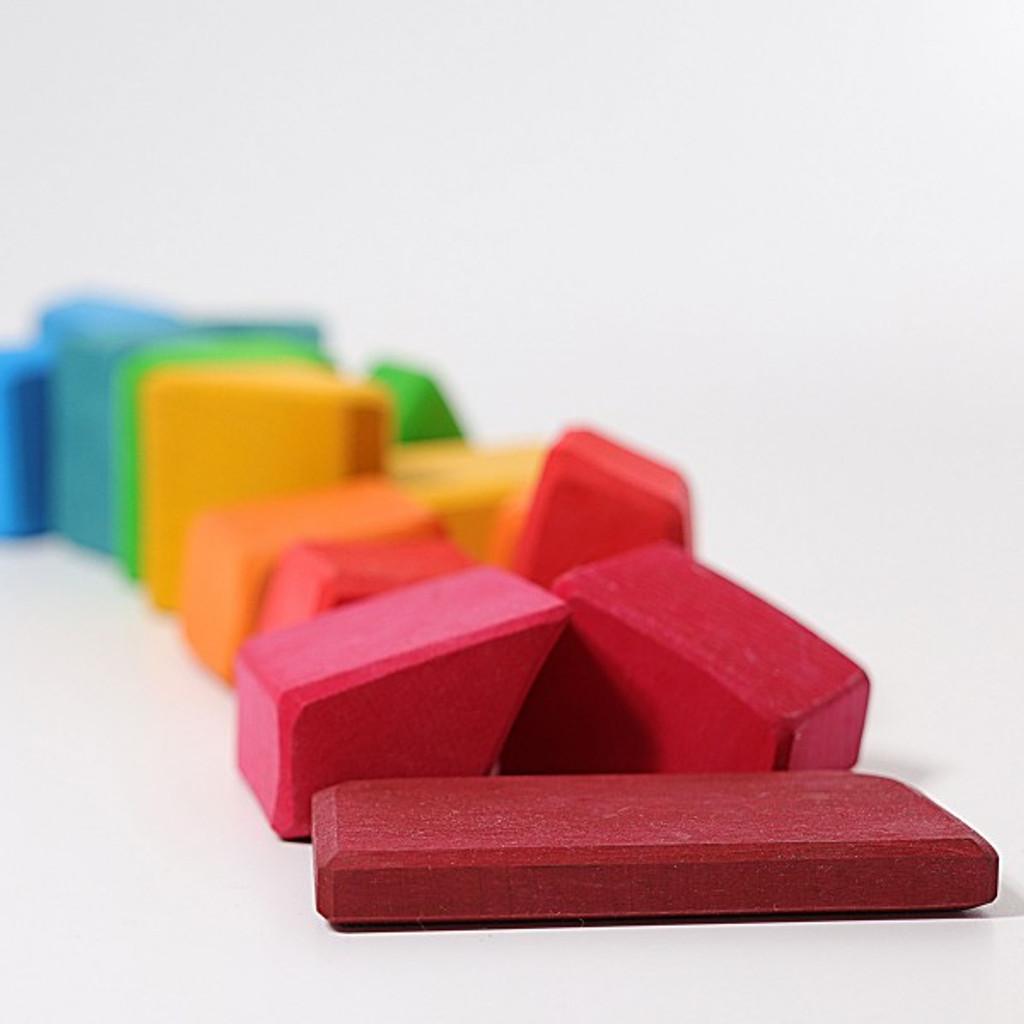 Grimm's 15 Waldorf Blocks