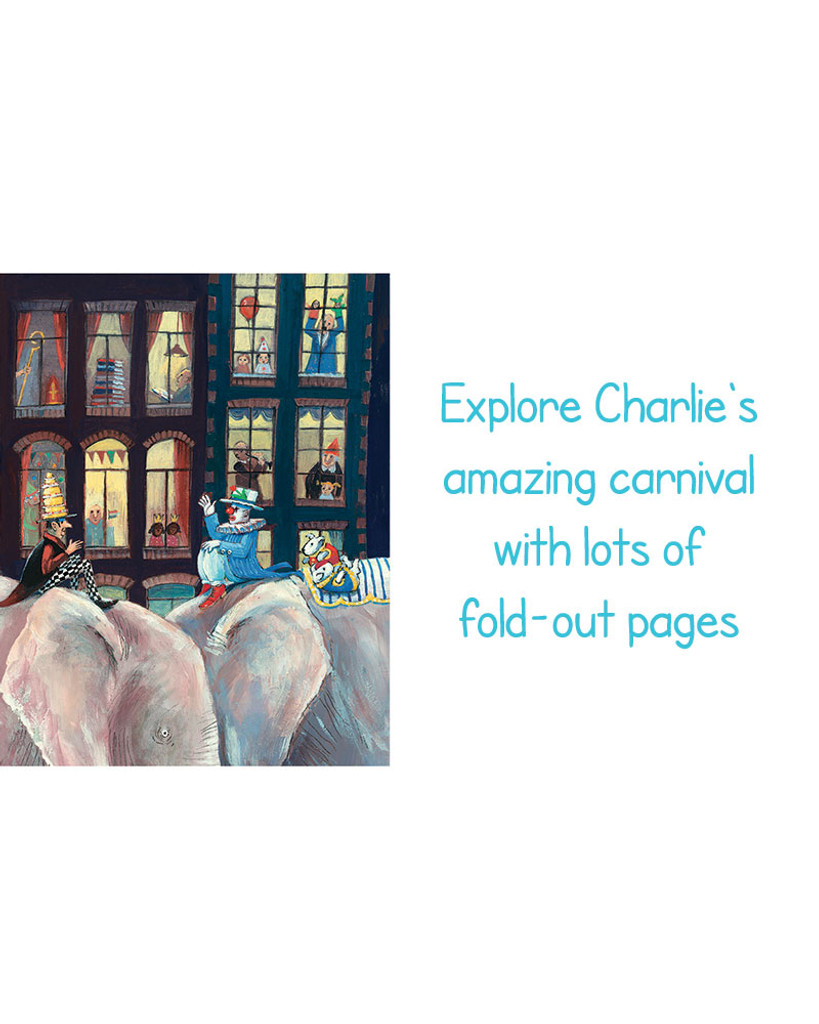 Charlie's Magical Carnival - A look inside
