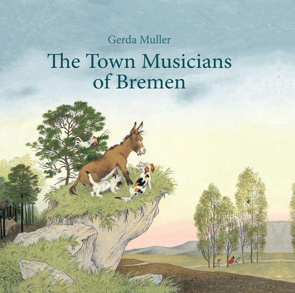 The Town Musicians of Bremen - Cover