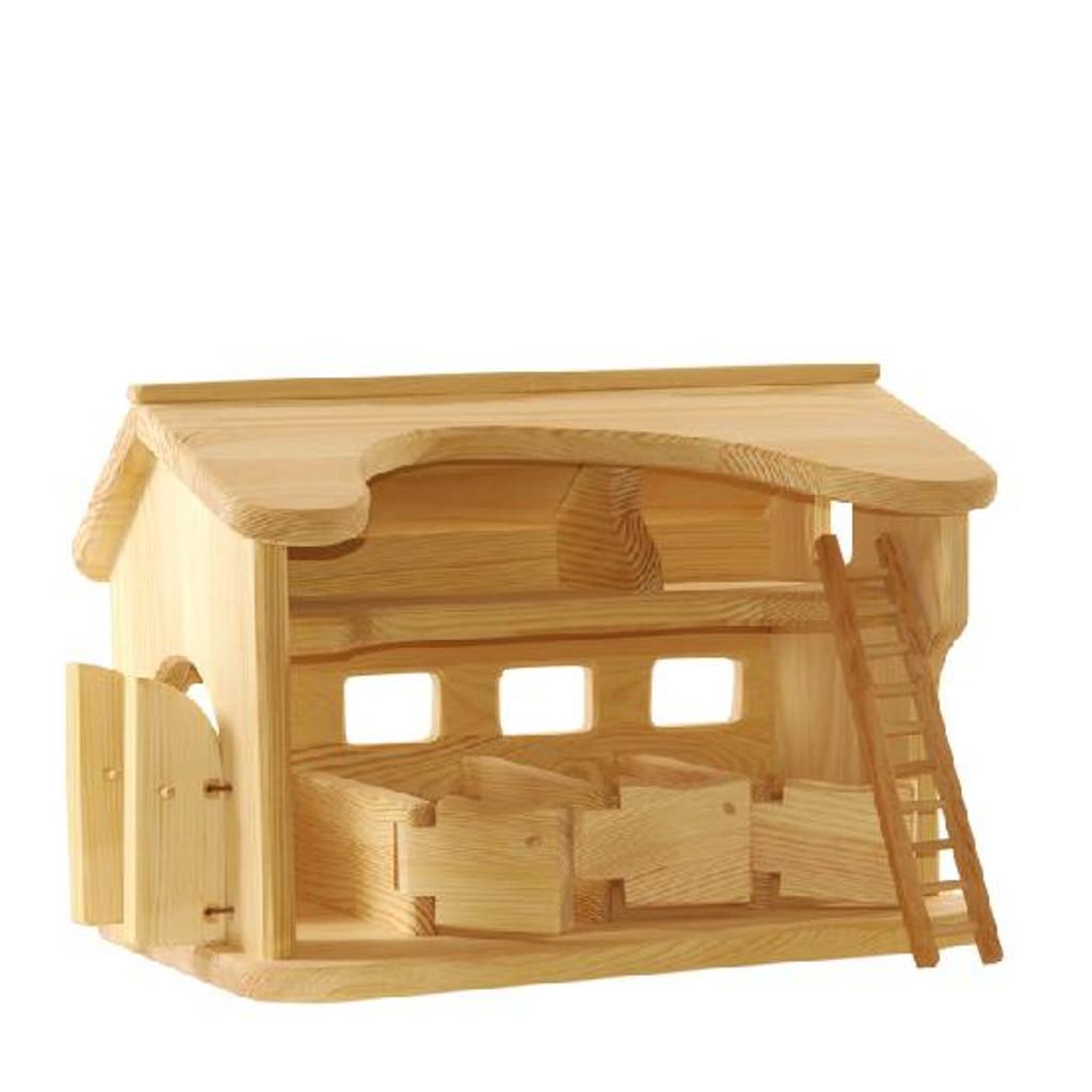 Ostheimer Wooden Horse Stable