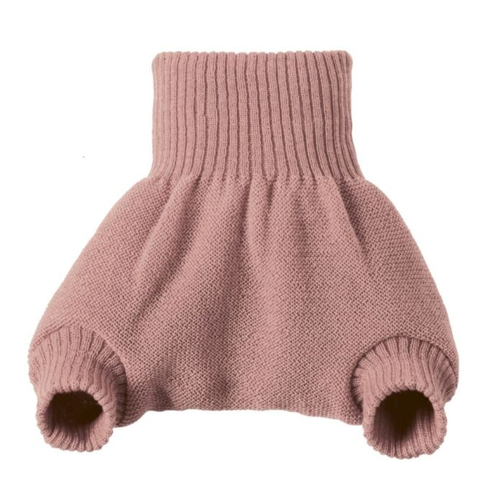 Disana Wool Diaper Cover - Rose