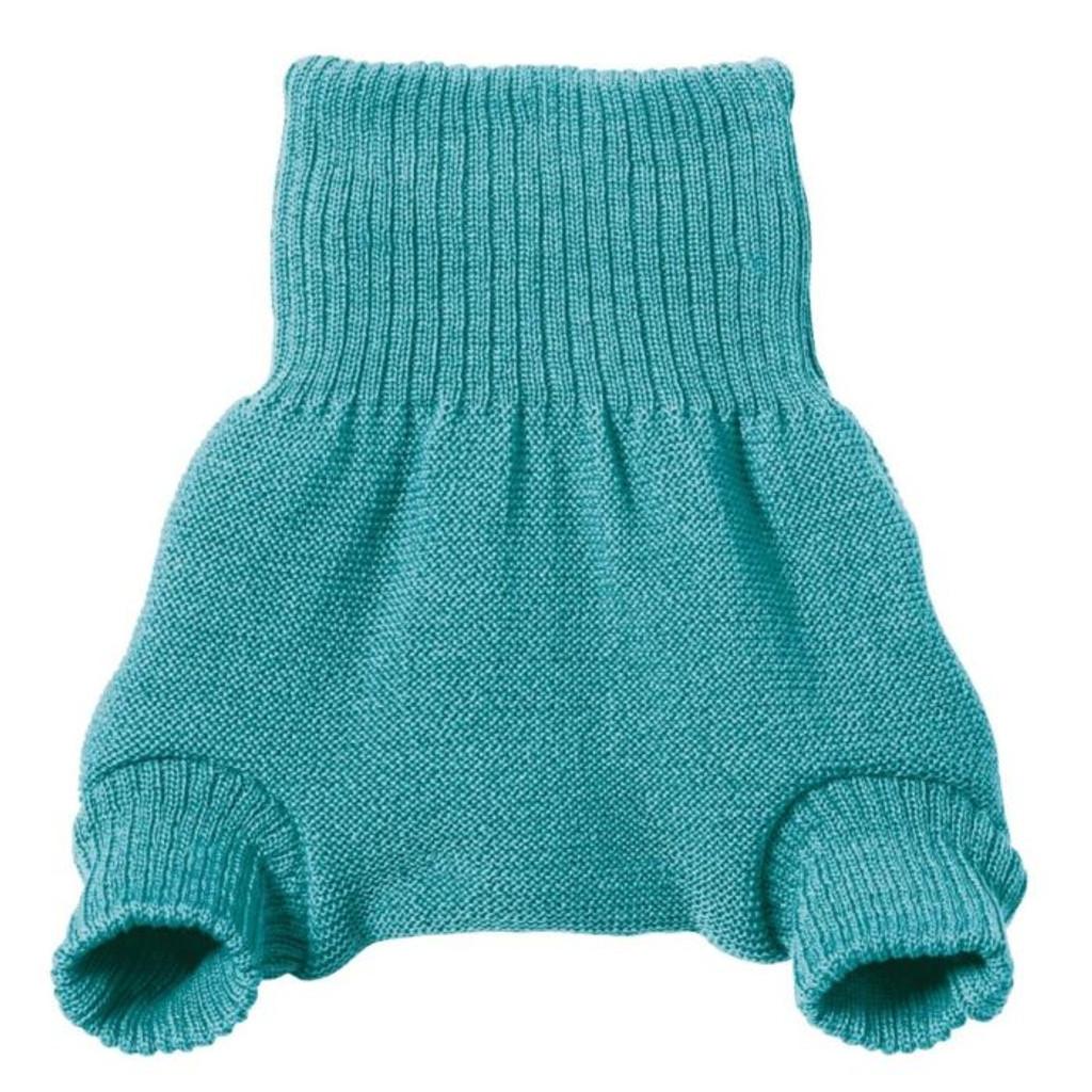 Disana Wool Diaper Cover - Lagoon