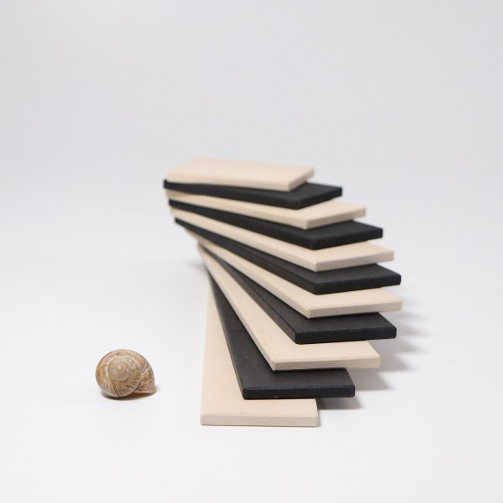 Grimm's Building Boards - Monochrome