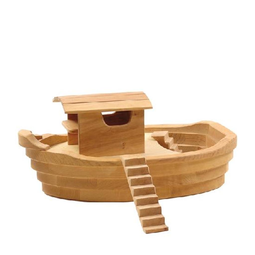 Ostheimer Wooden Noah's Ark