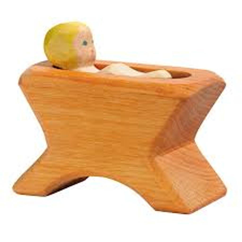 Ostheimer Crib With Child