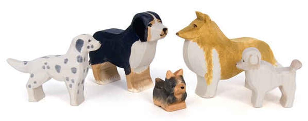 Ostheimer Wooden Dogs