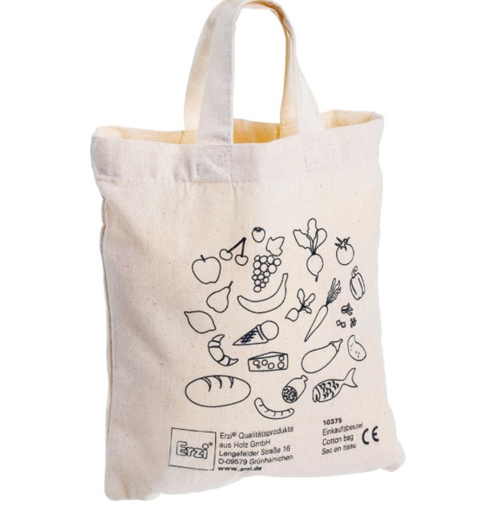 Erzi Cotton Shopping Bag