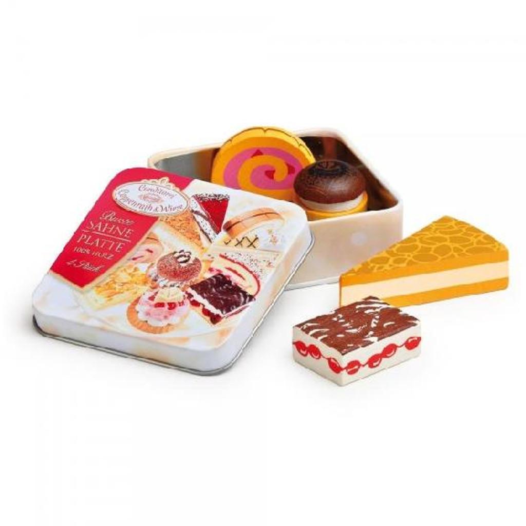 Erzi Wooden Creamy Pastries