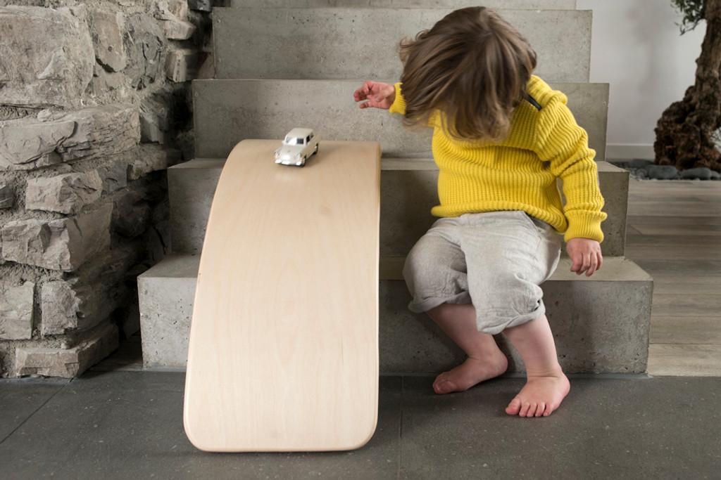 Wobbel Board with Felt