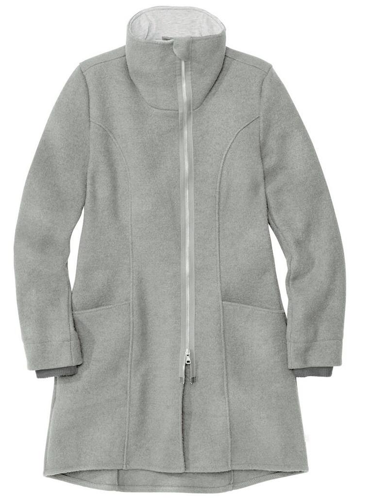 Disana Women's Coat Grey