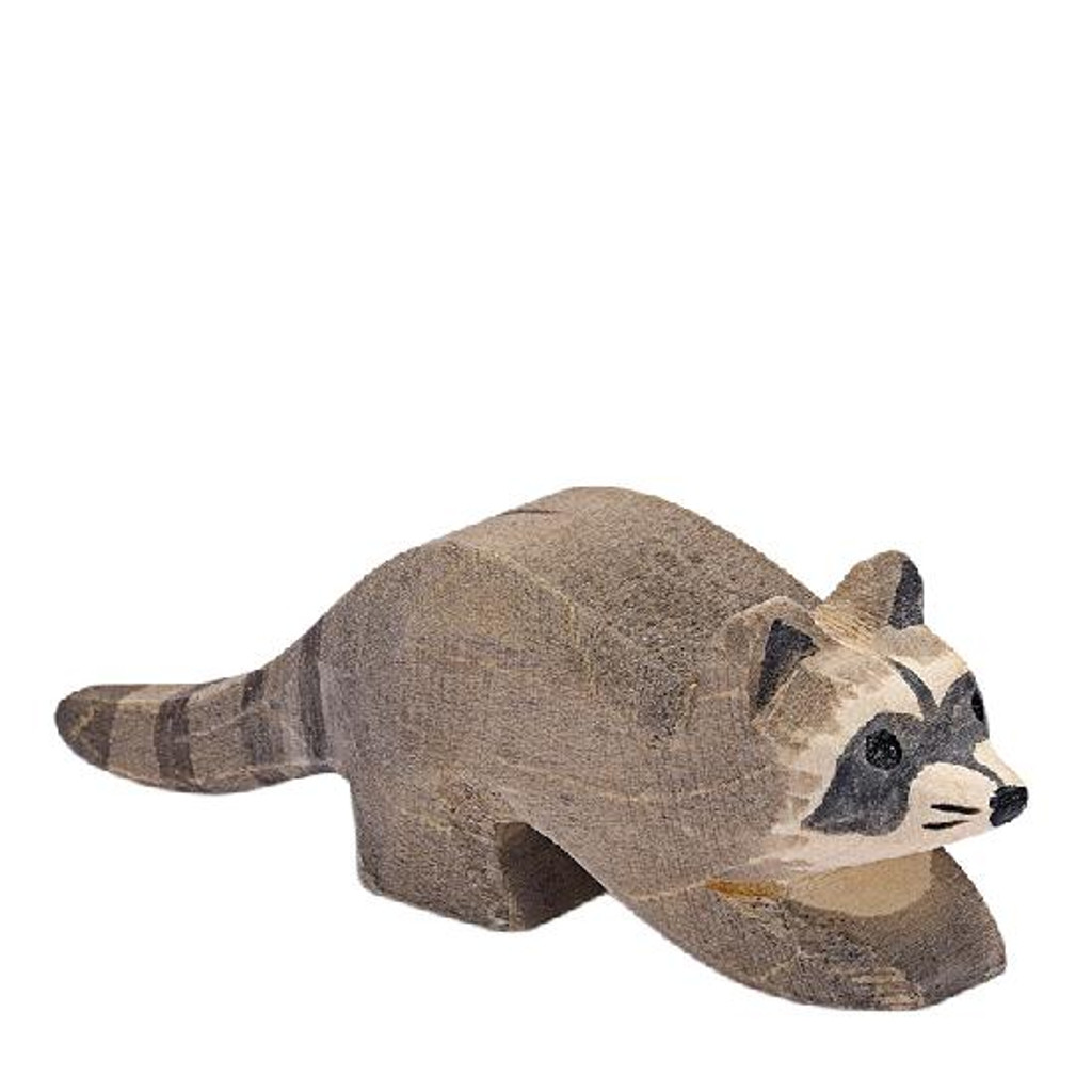 Ostheimer Wooden Raccoon Small (16273)