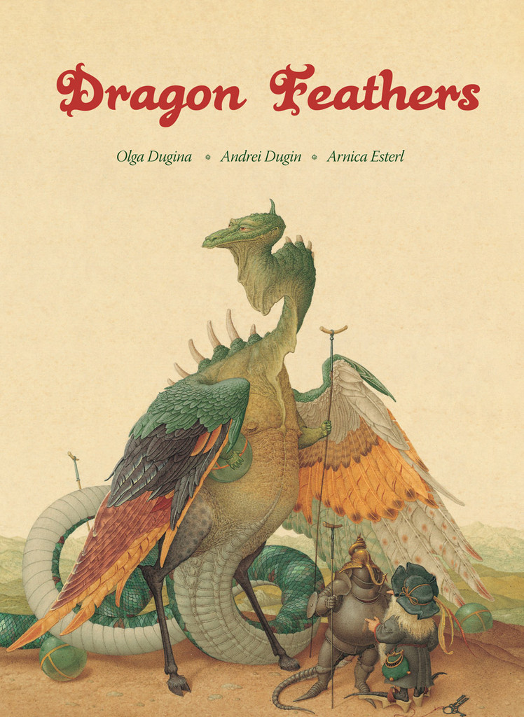 Dragon Feathers