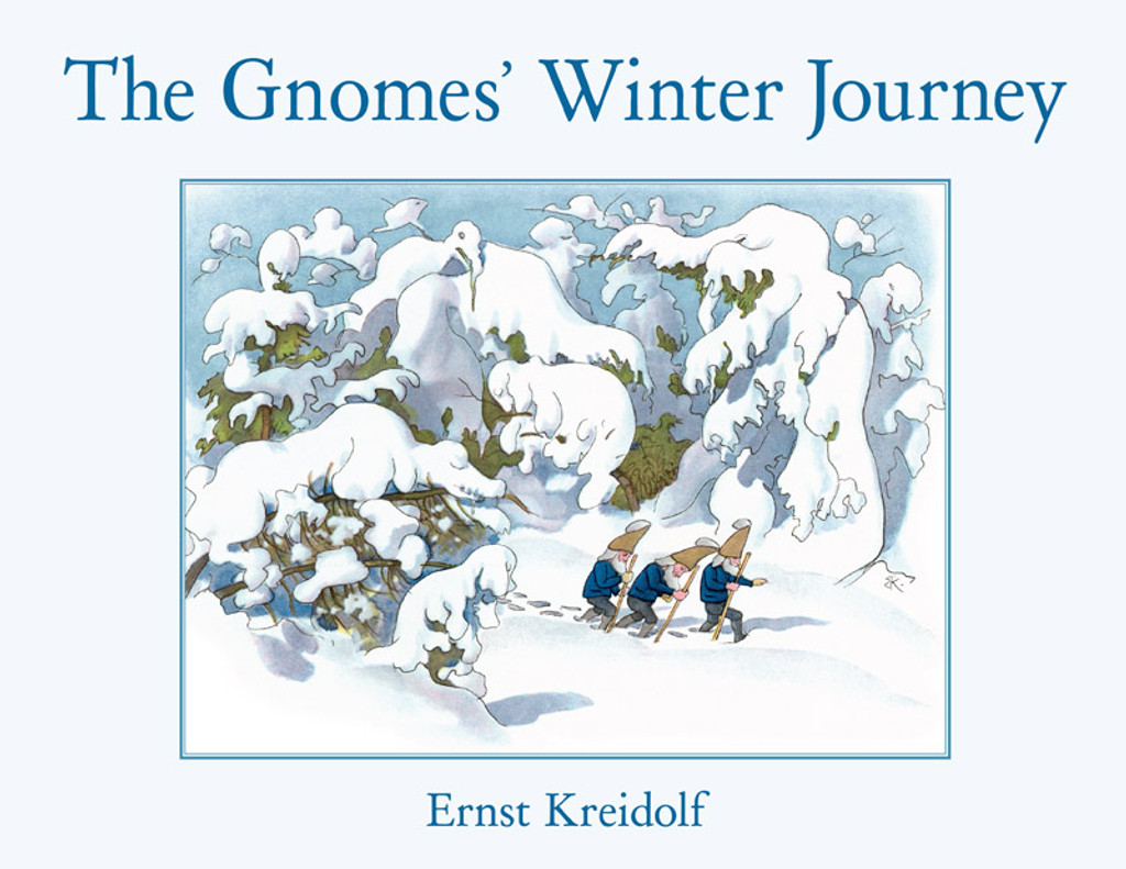 The Gnomes' Winter Journey (9781782504375)