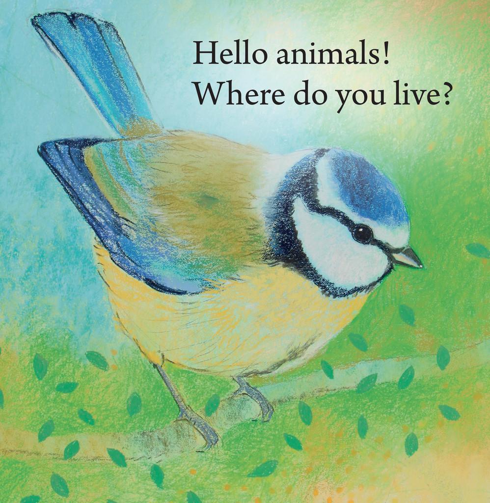 Hello Animals - Where Do You Live?