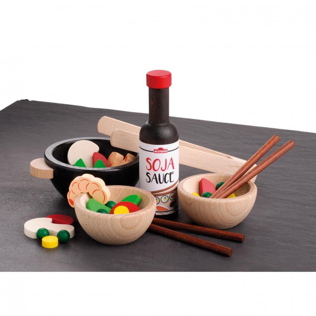 Erzi Asian Stir Fry (Asia Party Set)