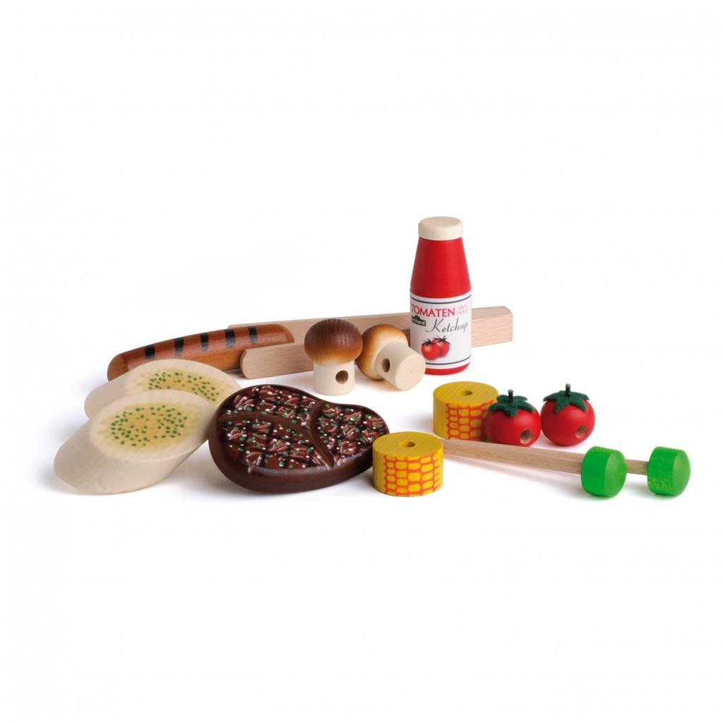 Erzi Assorted Barbecue Set