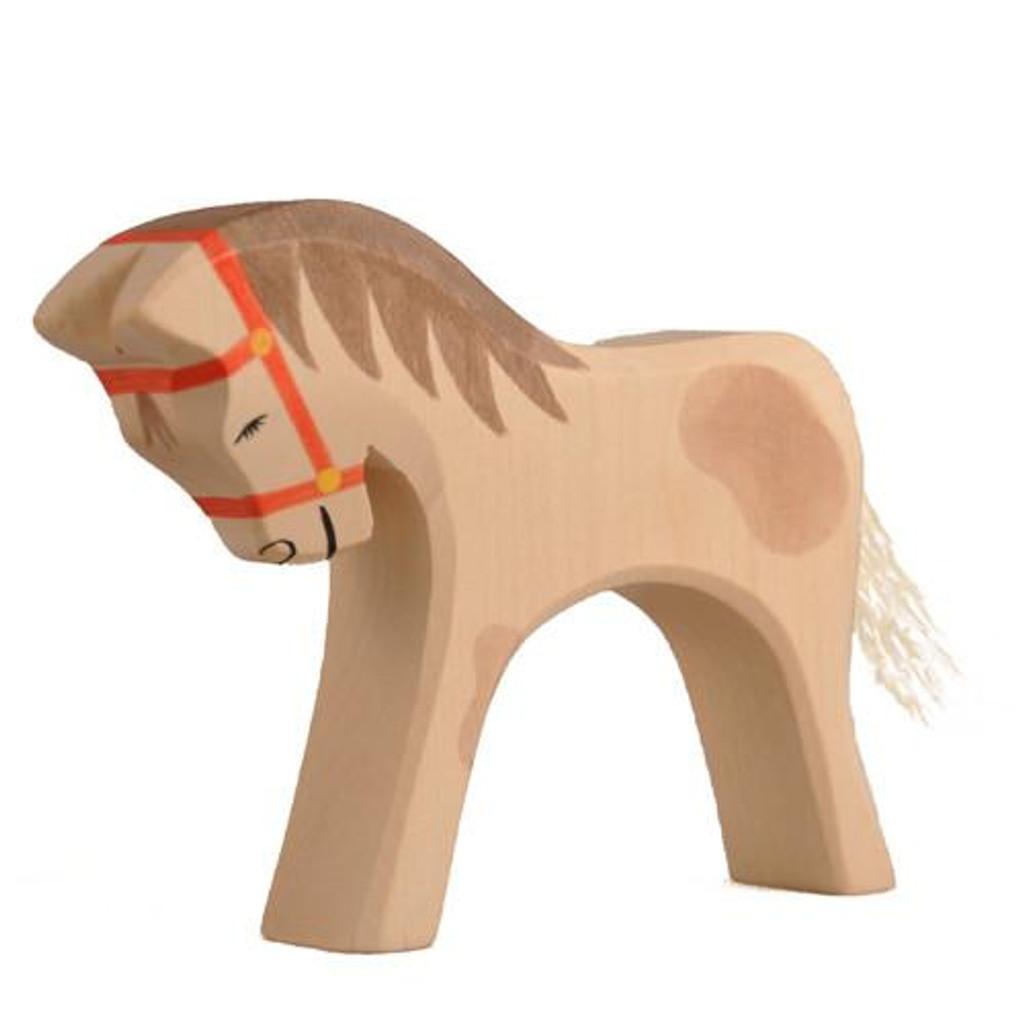 Ostheimer Wooden Horse for Rider (10802)