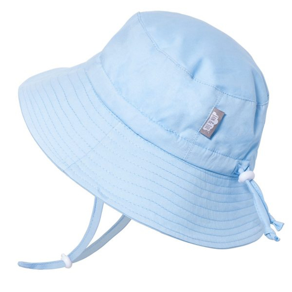 Twinklebelle Bucket Cotton Sun Hat - Blue