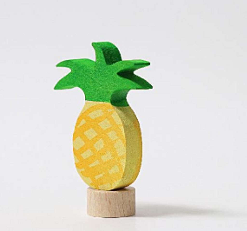Pineapple - Grimm's Birthday Ring Decoration