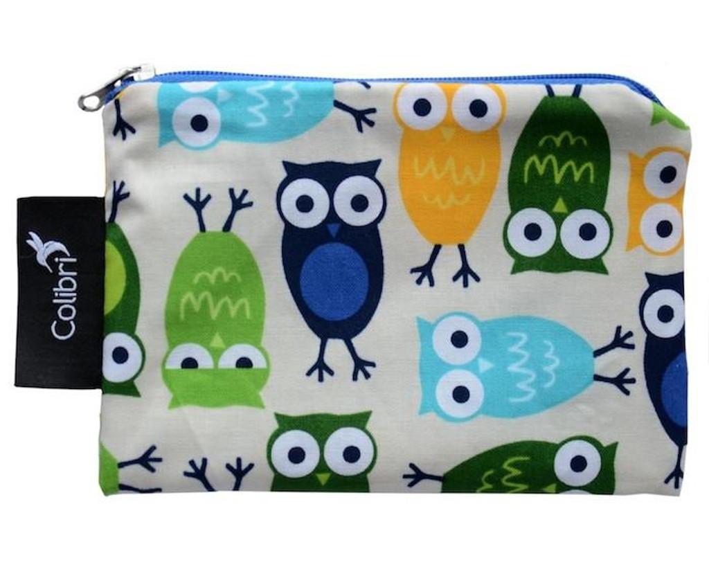 Colibri Snack Bag - Dark Owls