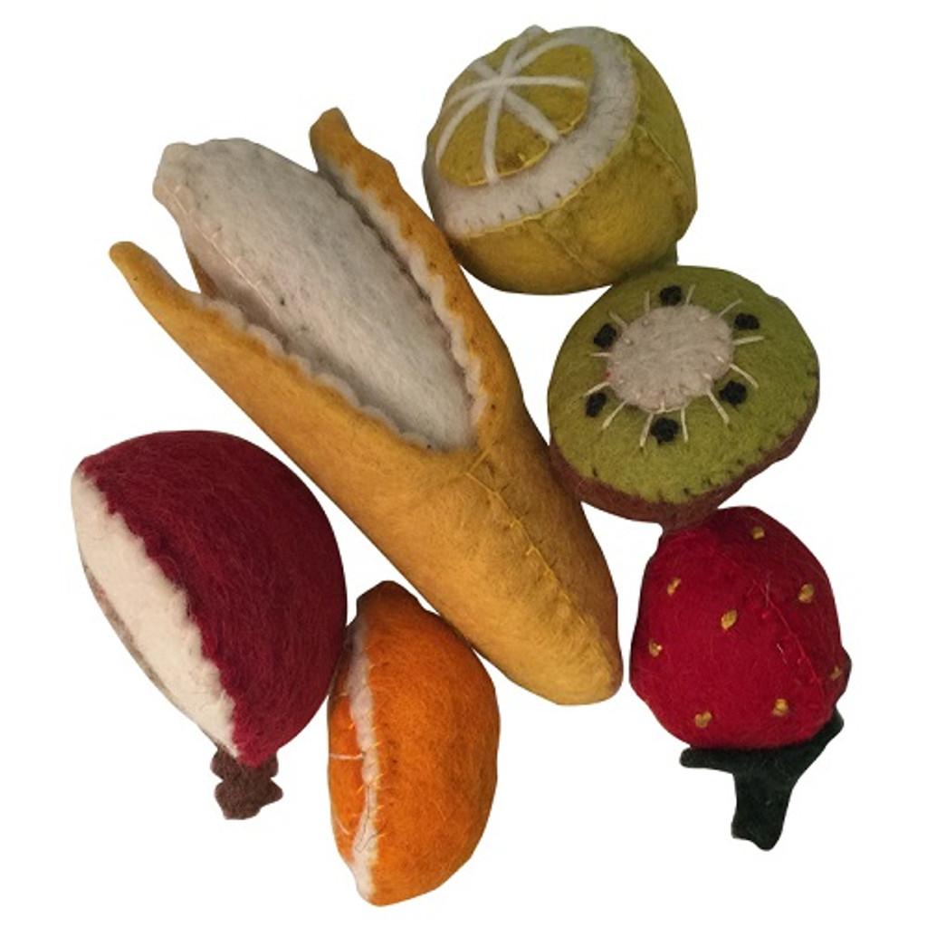papoose mini fruit set