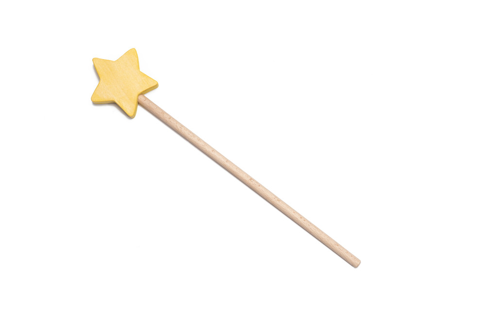 Ocamora Star Wand Yellow