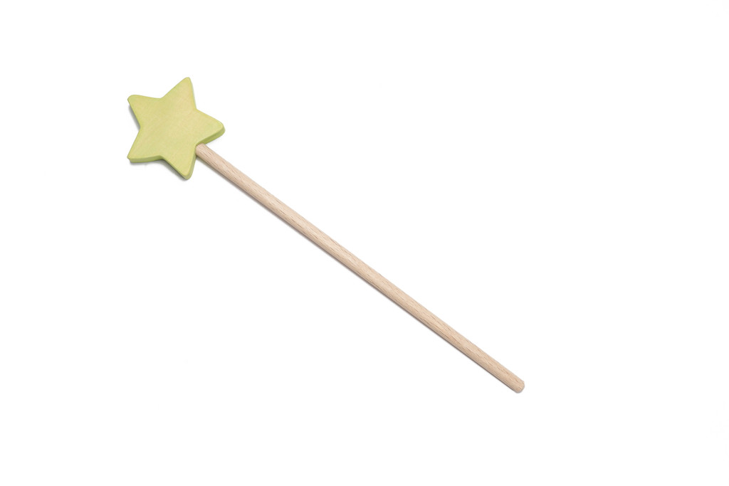 Ocamora Star Wand Green (VE0506)